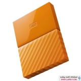 Western Digital My Passport - 4TB هارد اکسترنال