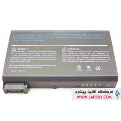 Dell Latitude C600 6 Cell Battery باطری باتری لپ تاپ دل