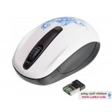 Genius NX-6510 Tattoo Wireless Optical Mouse ماوس جنیوس