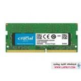 Crucial PC4-19200 8GB 2400Mhz رم لپ تاپ کروشیال