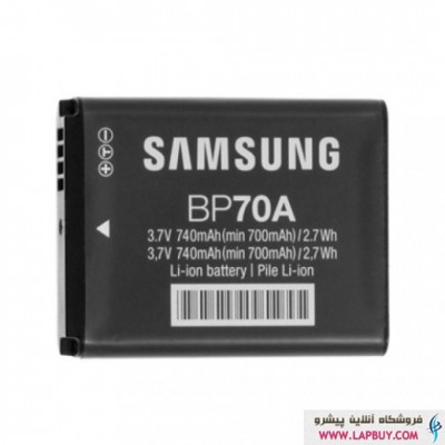 Samsung BP70A باطری دوربین سامسونگ