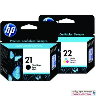 HP OfficeJet 4350 کارتریج رنگی پرینتر اچ پی