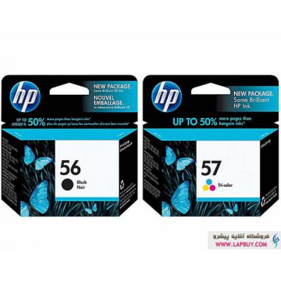 HP OfficeJet 5605 کارتریج پرینتر اچ پی