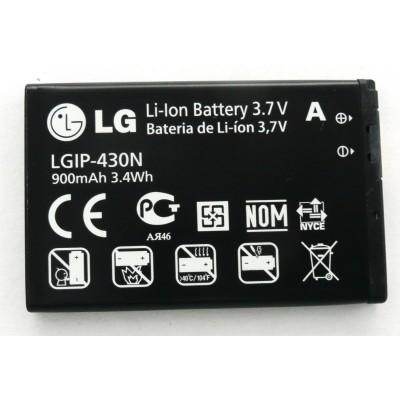 LG KP110 باطری اصلی گوشی ال جی