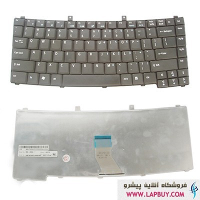 Acer Travelmate 2430 کیبورد لپ تاپ ایسر