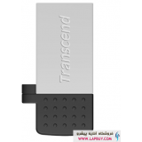 Transcend JetFlash 380S OTG Flash Memory - 8GB فلش مموری