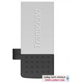 Transcend JetFlash 380S OTG Flash Memory - 32GB فلش مموری