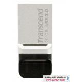 Transcend JetFlash 880S OTG Flash Memory - 64GB فلش مموری