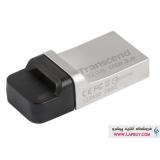 Transcend JetFlash 880S OTG Flash Memory - 16GB فلش مموری