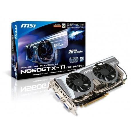 MSI Geforce GTX 560 کارت گرافیک