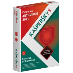 کسپرسکی آنتی ویروس 2013