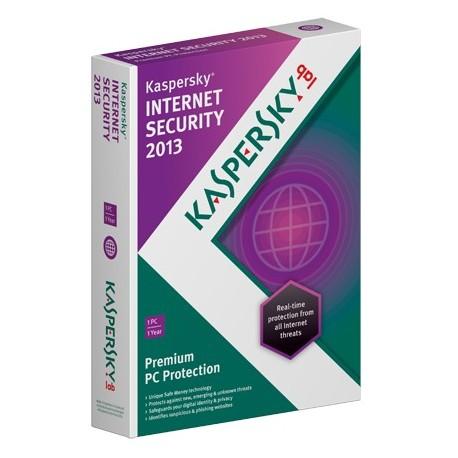کسپرسکی اینترنت سکیورتی 2013