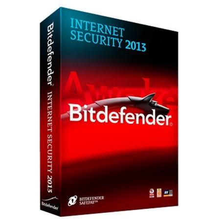 بیت دیفندر اینترنت سکیورتی سه کاربره 2013