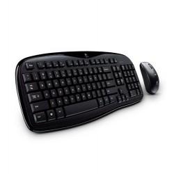 Logitech Wireless MK250 کیبورد بیسیم