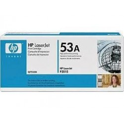 HP 53A BLACK Q7553A کارتریج پرینتر اچ پی