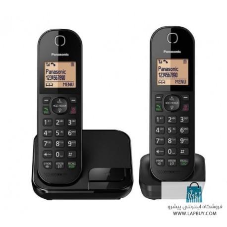 Panasonic KX-TGC412 Wireless Phone تلفن بيسيم پاناسونيک