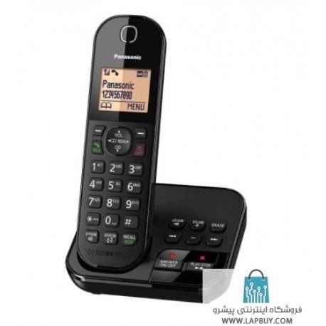 Panasonic KX-TGC420 Wireless Phone تلفن بيسيم پاناسونيک