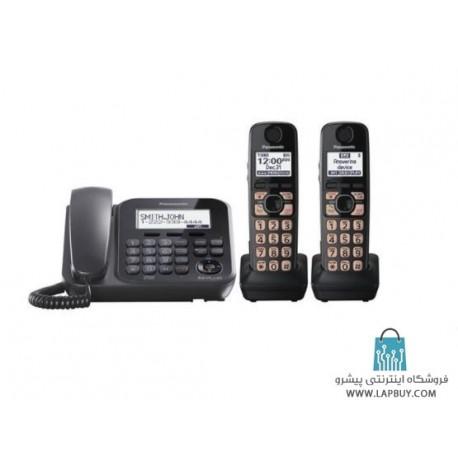 Panasonic KX-TG4772 Wireless Phone تلفن بی سيم پاناسونيک