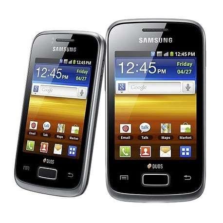 Galaxy Y S6102 گوشی سامسونگ