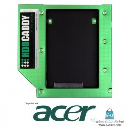 HDD Caddy Acer Aspire 4740 کدی لپ تاپ ایسر