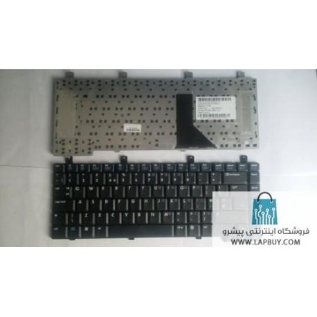 HP Pavilion DV5000 کیبورد لپ تاپ اچ پی