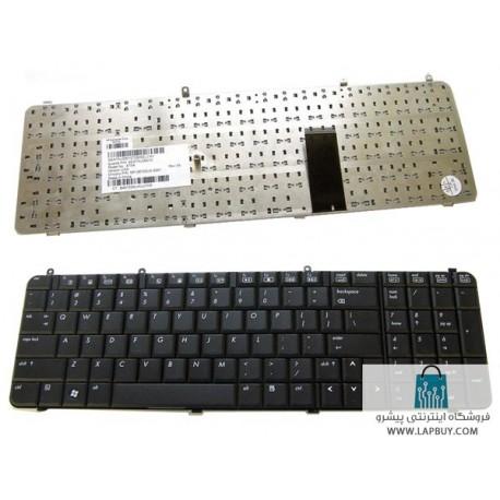 HP Pavilion DV9000 کیبورد لپ تاپ اچ پی