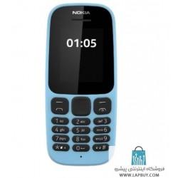 Nokia 105 - 2019 Dual SIM Mobile Phone گوشی موبایل دکمه ای نوکیا