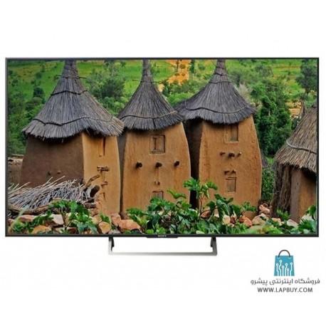 SONY ANDROID TV 4K 65X8500E تلویزیون ال ای دی سونی