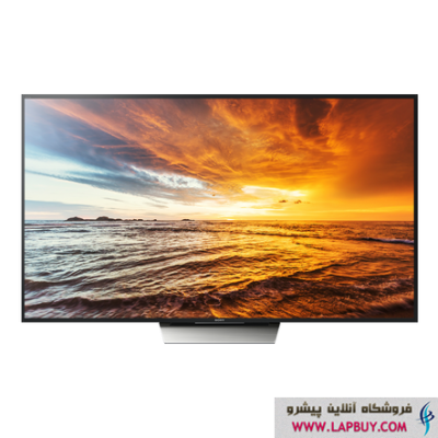 Android 4K Ultra HD TV Sony 85X8500D تلویزیون سونی