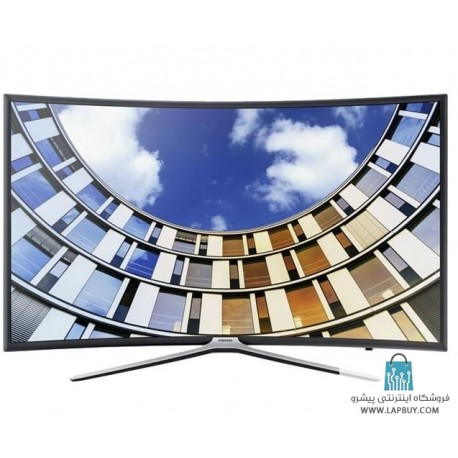Samsung Smart Curved Full HD LED 55M6500 تلویزیون سامسونگ