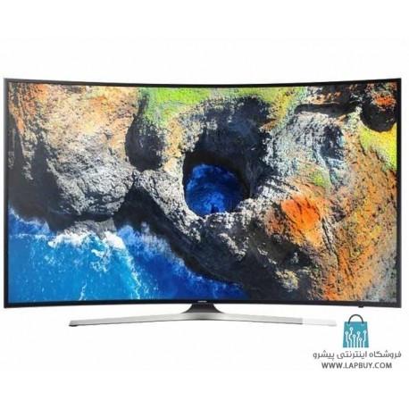 Samsung 4K Curved Smart TV 65MU7350 تلویزیون سامسونگ