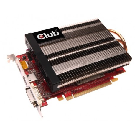 Radeon HD 7750 کارت کلاب