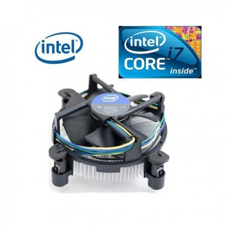 Cpu Fan LGA-1155 فن سی پی یو