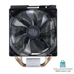 Cooler Master Hyper 212 LED Turbo Black Edition CPU Cooler سيستم خنک کننده کولر مستر
