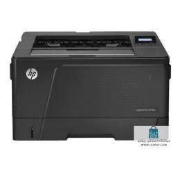 HP LaserJet Pro M706n Laser Printer پرینتر اچ پی