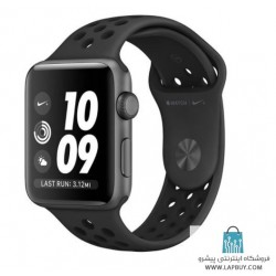 Apple Watch Series 2 Nike Plus 42mm Space Gray with Anthracite/Black Band ساعت هوشمند اپل واچ