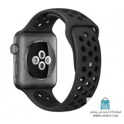 Apple Watch Series 2 Nike Plus 38mm Space Gray Aluminum Case with Anthracite/Black Band ساعت هوشمند اپل واچ