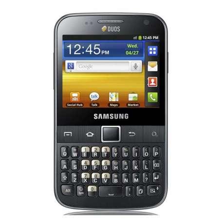 Galaxy Y Pro Duos B5512 گوشی سامسونگ