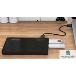 Orico 2588H3 2.5 inch USB 3.0 External HDD Enclosure With Hub قاب اکسترنال هارددیسک