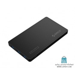 Orico 2588H3 2.5 inch USB 3.0 External HDD Enclosure With Hub قاب اکسترنال هارددیسک