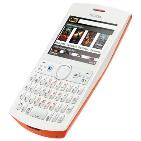 Asha 205 گوشی نوکیا