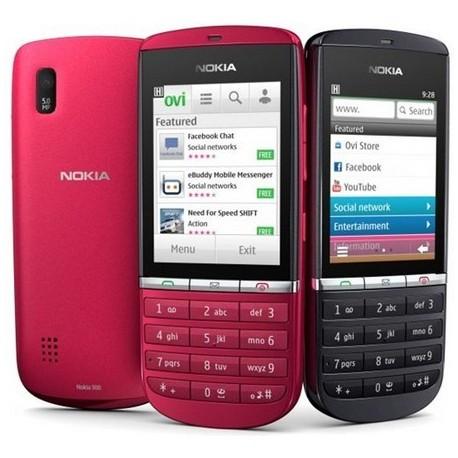 Asha 300 گوشی نوکیا