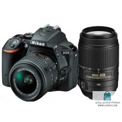 Nikon D5500 kit 18-55 mm VRII And 55-300 mm F/4-5.6G VR Digital Camera دوربین دیجیتال نیکون