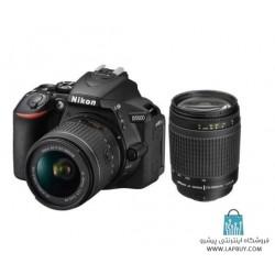 Nikon D5600 kit 18-55 mm And 70-300 mm F/4-5.6G Digital Camera دوربین دیجیتال نیکون