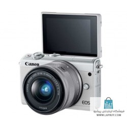 Canon EOS M100 Mirrorless Digital Camera With 15-45mm Lens دوربین دیجیتال کانن