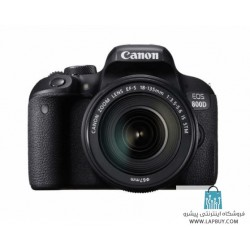 Canon EOS 800D Digital Camera With 18-135mm IS STM Lens دوربین دیجیتال کانن