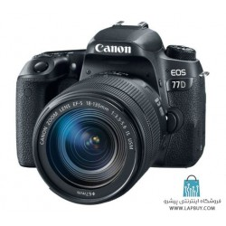 Canon EOS 77D Digital Camera With 18-135mm USM Lens دوربین دیجیتال کانن