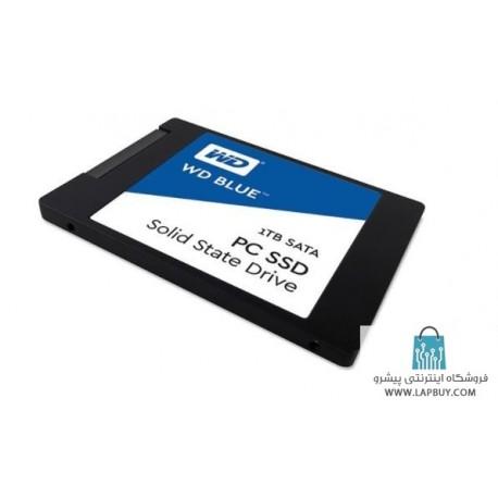 Western Digital BLUE WDS500G1B0A SSD Drive - 500GB حافظه اس اس دی وسترن ديجيتال