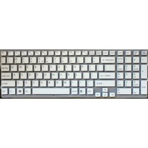 VPC-EE کیبورد لپ تاپ سونی سفید