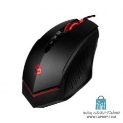 A4Tech V8M Gaming Mouse ماوس با سیم ای فورتک